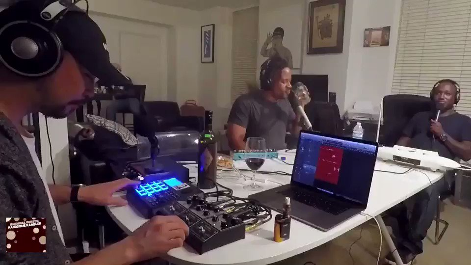 "New track from @HandsomeRambler records.  @TonyTrimm featuring @Mike_Eagle    ""Fuck you Dad"".  Let's gooooooooooo https://t.co/Uzfmjs9LEo"