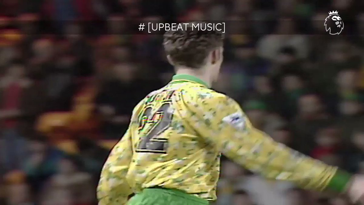 Chris Sutton did it all on his way to 25 #PL goals during the 1993/94 season...   #PLMoment @NorwichCityFC