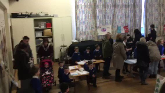 A wonderful afternoon sharing this half term's topic work with parents and carers. #learning #sharing
