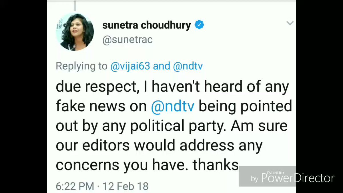 NDTV FRAUDS EXPOSED BY @UnSubtleDesi htt...