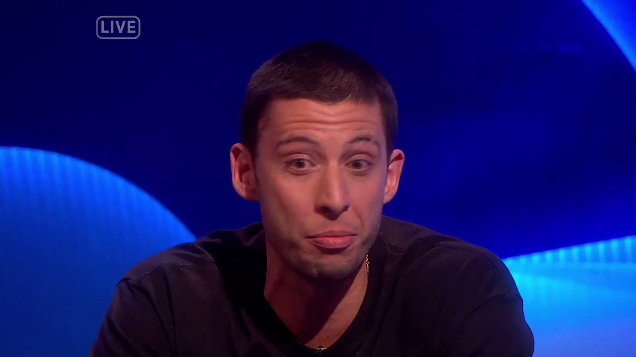 RT @TheLastLeg: We love a classic @Example interview 😂😂 Thanks for joining us! #TheLastLeg https://t.co/Z38V6Qm13M