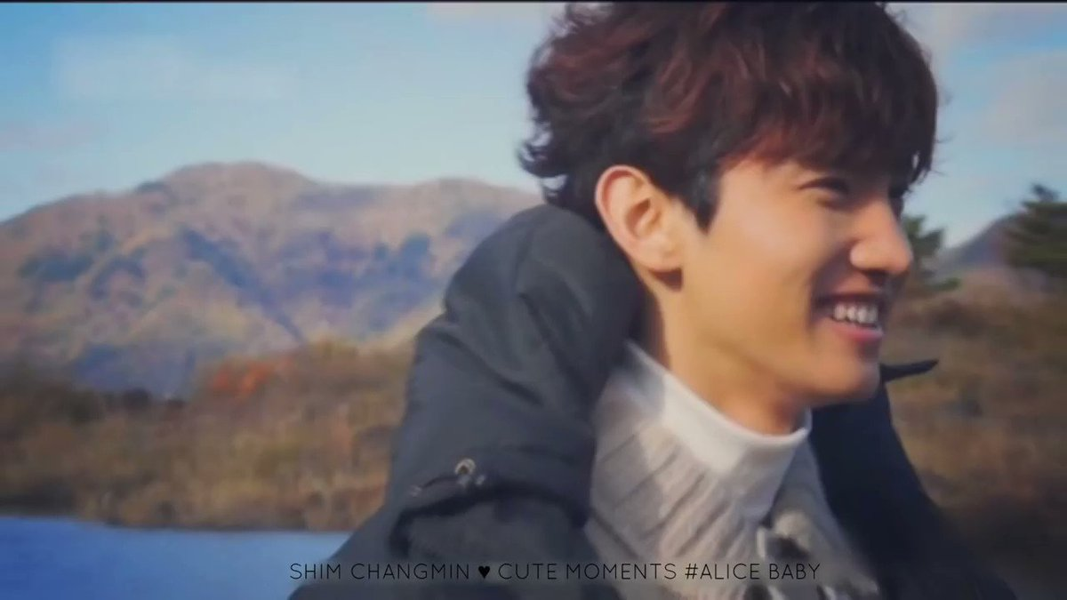Changmin é a coisa mais preciosa do mund...