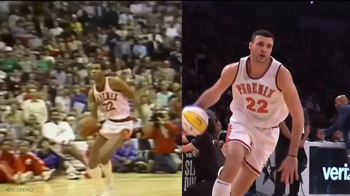 CJ Fogler's photo on Larry Nance