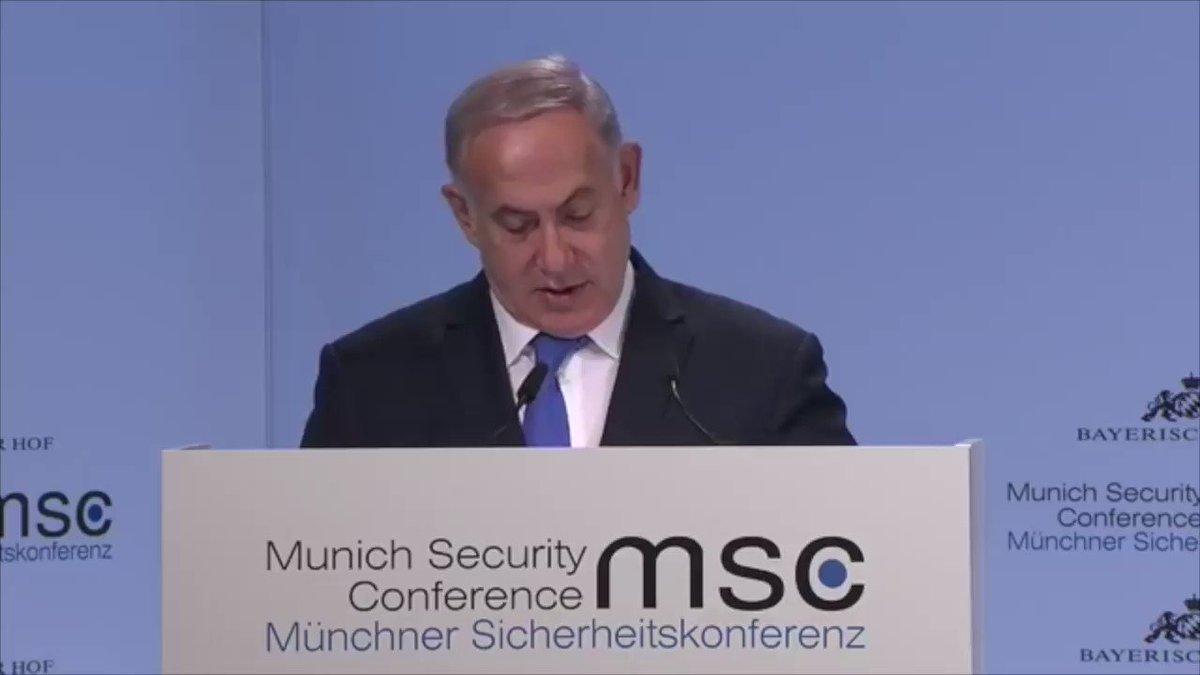 שר החוץ האיראני זריף, אתה מזהה את זה? זה שלך. אל תבחנו את הנחישות של מדינת ישראל.   Mr. Zarif: do you recognize this? You should. It's yours. Don't test Israel's resolve.