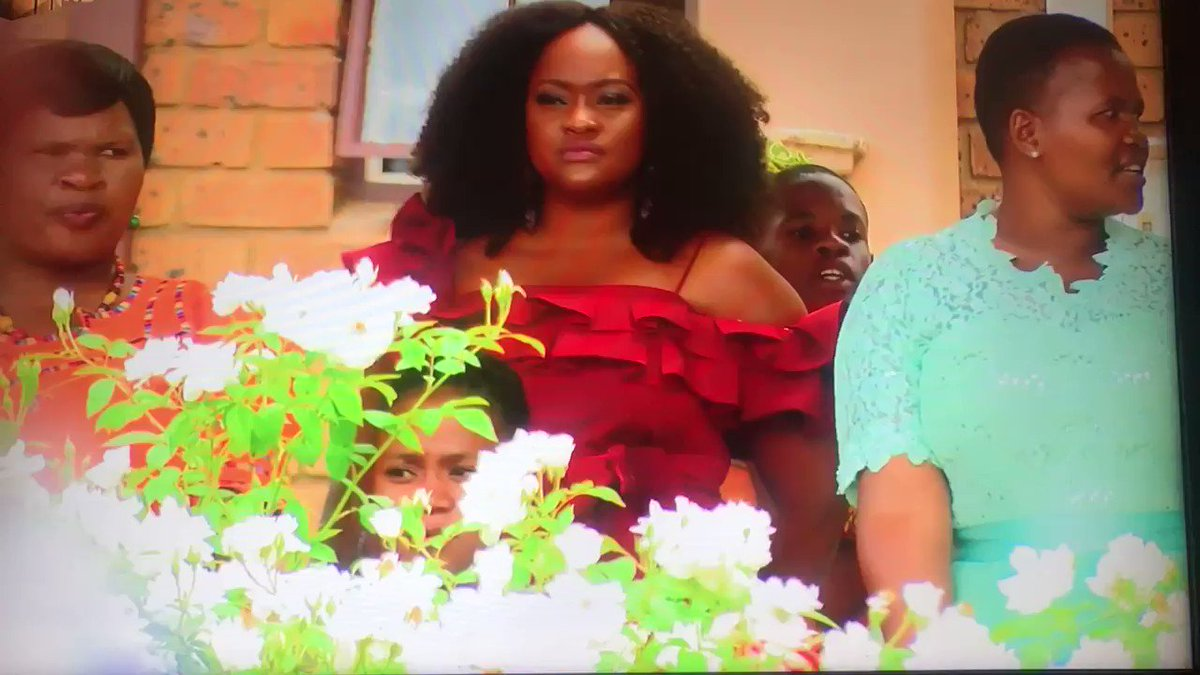 #OurPerfectWedding... this made my night...