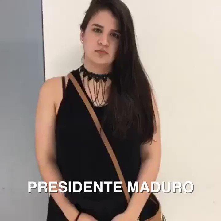 URGENTE: La comunidad sorda de #Venezuel...