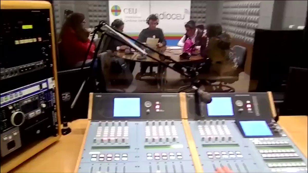 Así vivimos el #DíaMundialDeLaRadio en #...