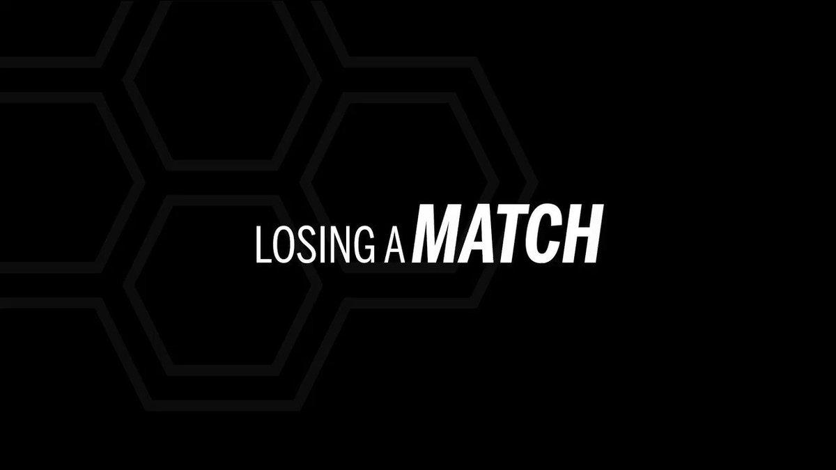 Head coach Jeff Jordan discusses the motivation that losing a match can provide. @rambo_jordan https://t.co/re6vE5Uz3a