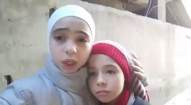To everyone who can hear me we are in danger please help us before it's too late   #EastGhouta #Syria  #SaveGhouta