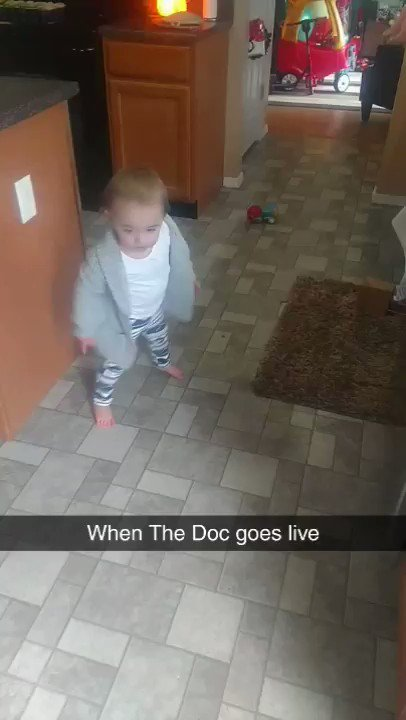 When the doc goes live @DrDisRespect