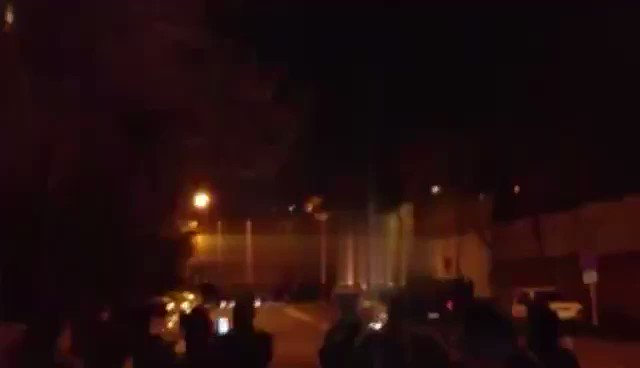 "#Tehran Sunday ""Death to the Dictator.""..."