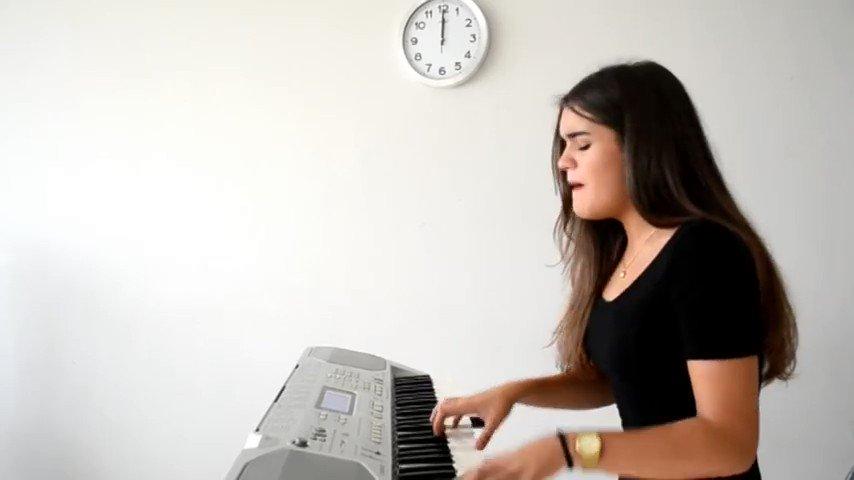 Estoy deseando ver a Amaia en concierto...