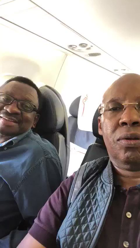 Orengo and Wanjigi are off to a funeral....
