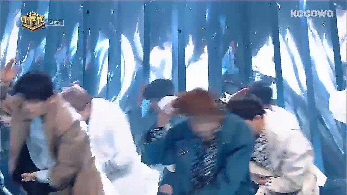 [VID] 180220 #SEVENTEEN at Inkigayo (180...