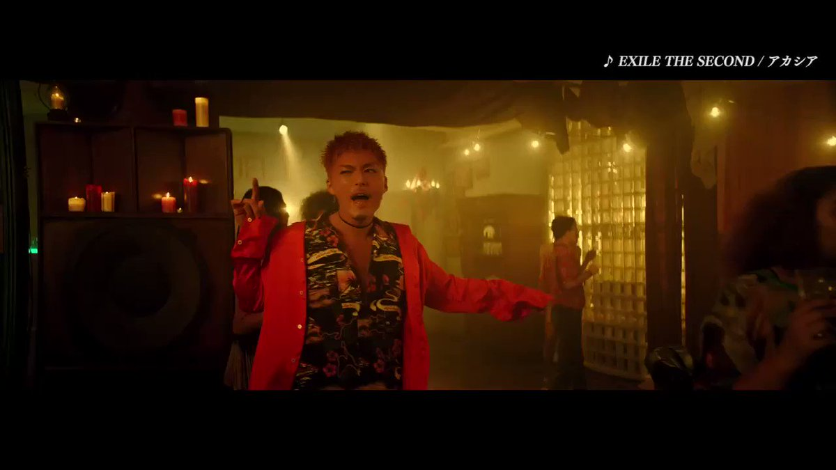 ニューシングル 「アカシア」 MV解禁🔥🔥🔥🔥🔥🔥  2月22日発売‼️  #アカシア #exilethesecond  #NEWsingle CHECK YOUTUBE