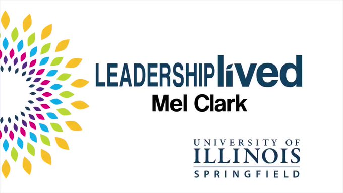 Leadership lived: Mel Clark of Riverton, Illinois is helping to educate fellow students about gender and sexuality as part of the InQueery team at #UISedu. Following graduation, Clark plans to earn a master's degree and work for the FBI. Read more: https://t.co/2fA2108ljS https://t.co/YGBH4qXZXE