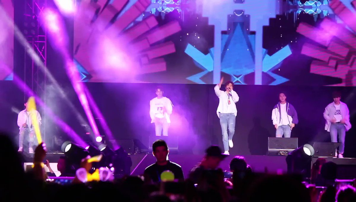 [PREVIEW] Here's B1A4's opening act of t...
