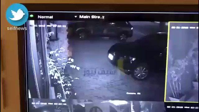 فيديو |  ( حرامي ) بعد محاولة فاشلة لسرق...