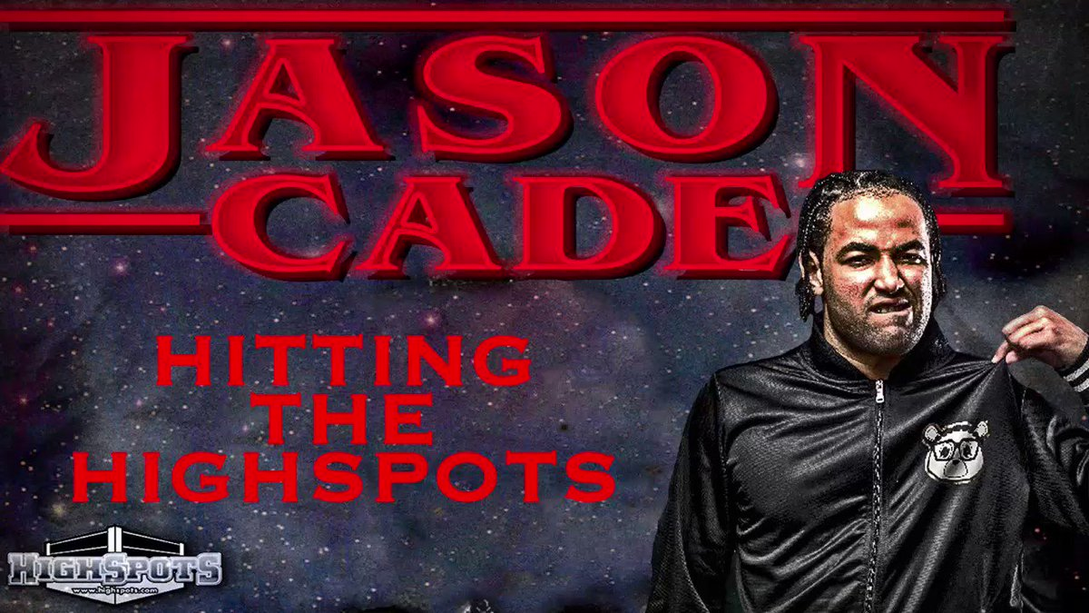 Now streaming!  Hitting the @Highspots w/ @JasonCade_ !!!  STREAM/DL: highspotswrestlingnetwork.com/media/hitting-…  Preview: 👇👇👇
