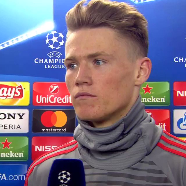McTominay buzzing after he impressed in...