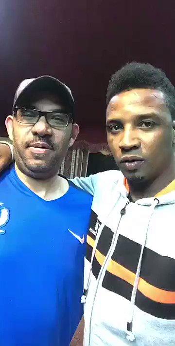 محمد نور : يوم الجمعه فيه مباراه وفيه نا...
