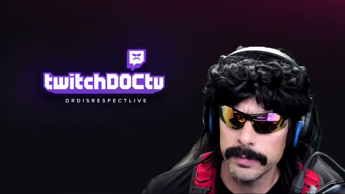 New @YouTube video is out: DocTube | Best Dr DisRespect Moments #6  FULL VIDEO: youtu.be/r6iQU_sodFM