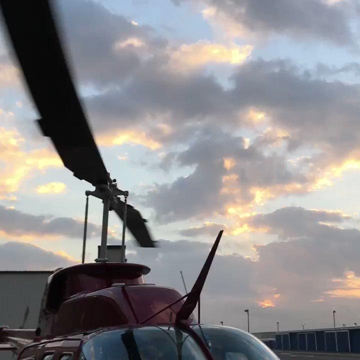 @wsbradio #SkyCopter @wsbtv #CaptnCam powering down for refuel @PDKAirport