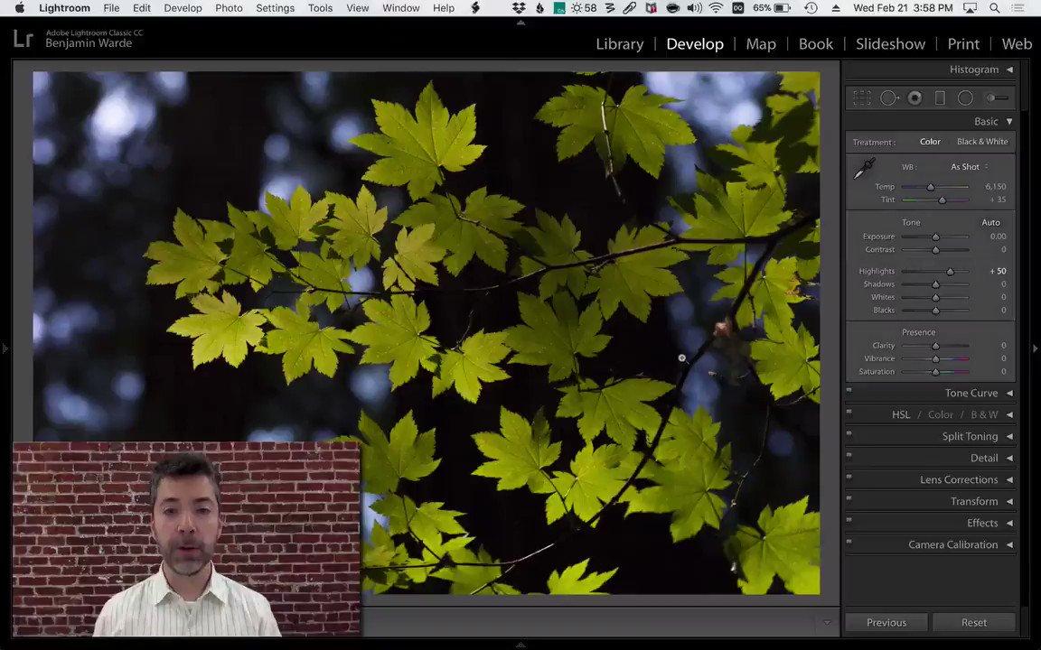 Adobe Lightroom's photo on Photography