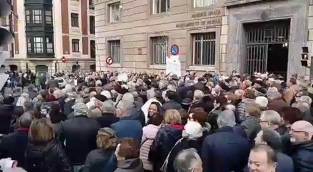 👉Milaka pentsiodun euskal herritar gaur...