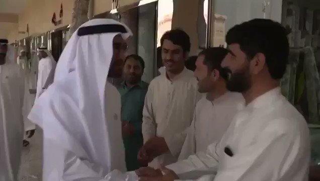 فيديو: لأن #الإمارات وطن التسامح.. #محمد...