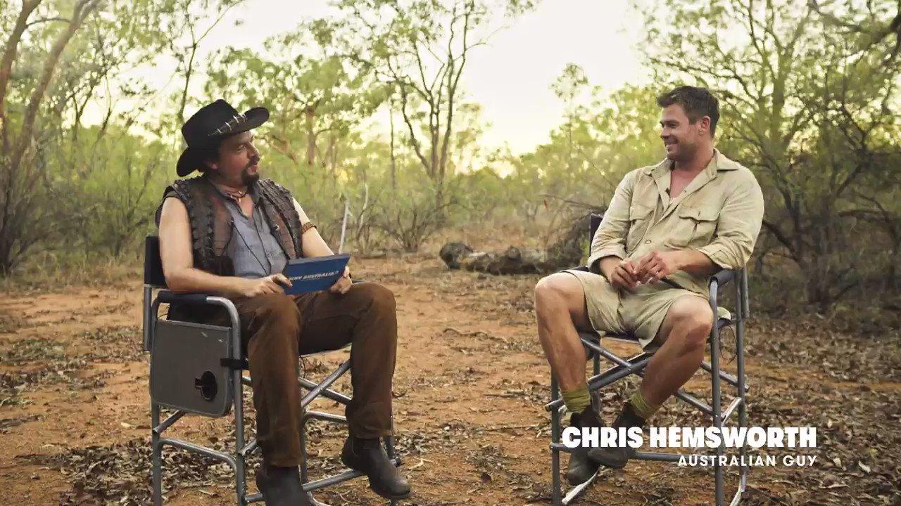 "RT @Australia: Why Australia? With Danny ""Dundee"" McBride. Coming soon. #SeeAustralia https://t.co/W5kQEJrmsa"