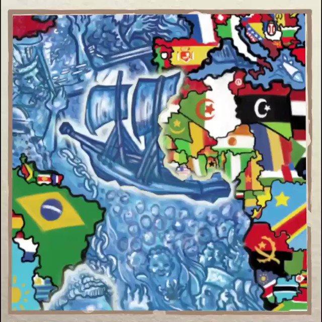 ".@KabakaPyramid's new single ""Borders"" ft @Stonebwoyb produced by #JrGong, now available everywhere!!! Listen: bebble-rock-music.lnk.to/I8TUW #KabakaPyramid #DamianMarley #Borders"