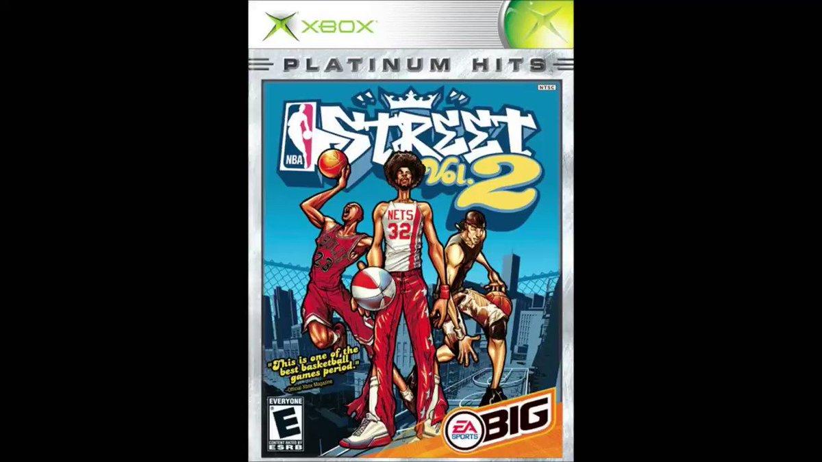 NBA Street Vol. 2 - Z Beat (Just Blaze) https://t.co/0IBgFfezwd
