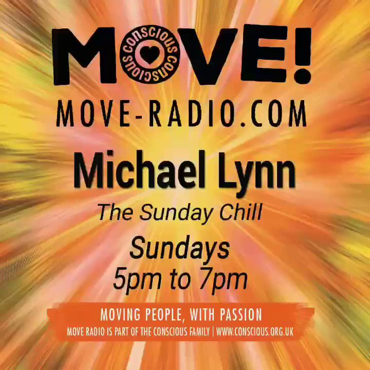 """Launching Sunday 4th March 2018, 5-7pm on #MoveRadio my new radio show called """"#TheSundayChill."""" Come wind down the end of the week with me. #move #radio #linedance #moderlinedance #nuline #linedancer #conscioussounds #onlineradio #presenter #radiopresenter #broadcaster"""