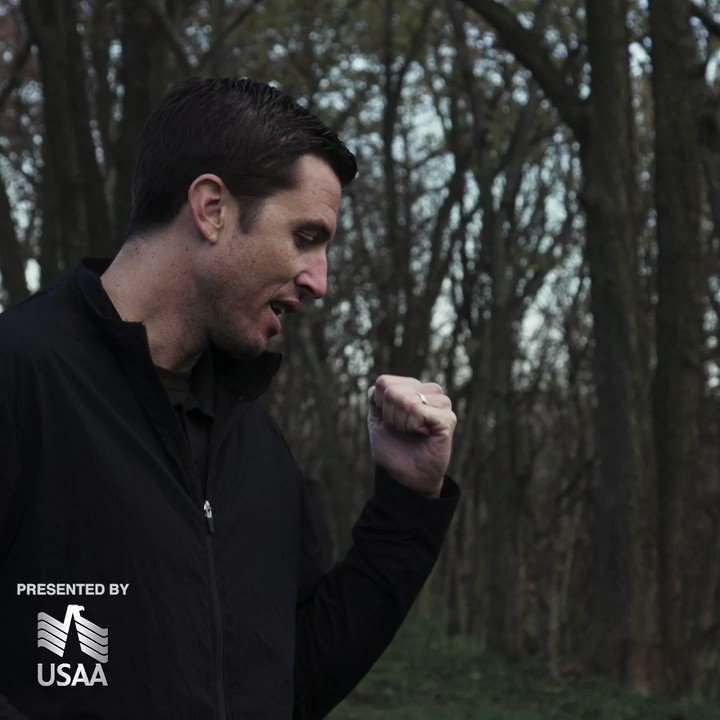 .@USAA challenged me to complete armed forces training: youtu.be/VGGor06XZnY #sponsored #SaluteToService