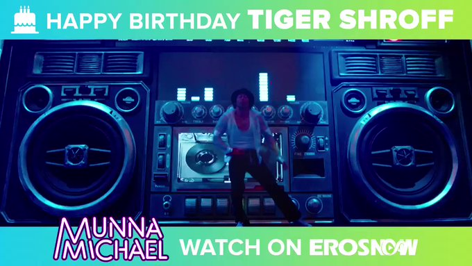 Happy Birthday Tiger Shroff!