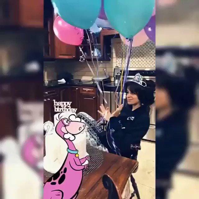 Queen Camz   Happy Birthday