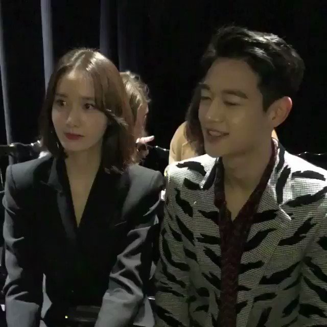 {VIDEO} 180304 #Minho - 'Givenchy Spring 2018 Couture Collection' at Paris Fashion Week https://t.co/yBg0zn3nky https://t.co/HRxZrWoewa