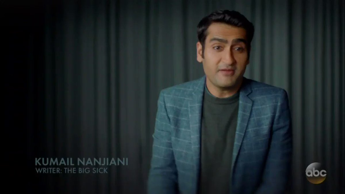 .@kumailn from that diversity segment: Courtesy A.M.P.A.S. © 2018 https://t.co/KnWk6wRfna