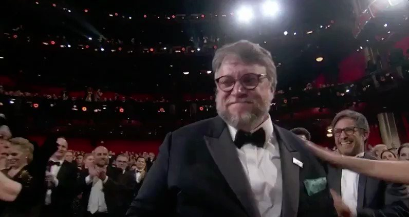 Congrats to @RealGDT for winning Best Director for @shapeofwater! https://t.co/TnemasFJmG  #Oscars https://t.co/kNQHeOetGi
