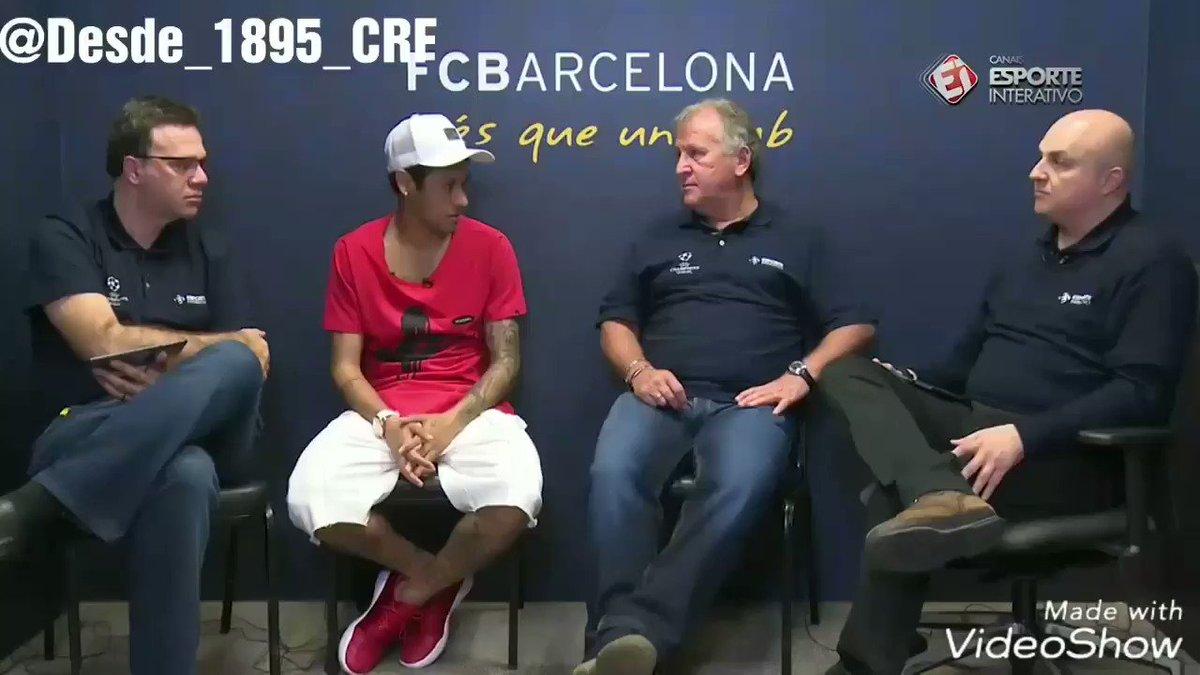 As vezes que Neymar disse querer jogar no Flamengo! 🔴⚫👐 A Bruna Marquezine é Flamenguista disso todos Sabem 😂