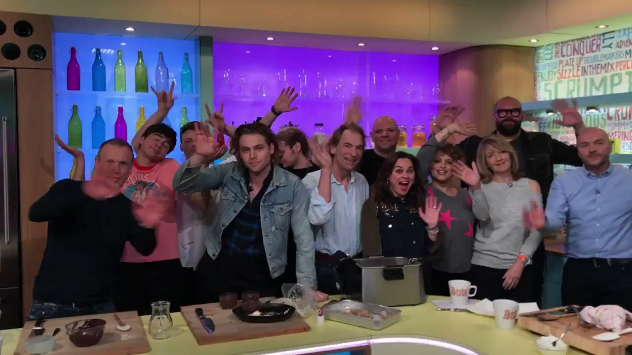 RT @SundayBrunchC4: Missed all of the fun yesterday? Catch up on All 4! ⚡️  https://t.co/5K21pGWxlw https://t.co/cA8XxZw2Yx