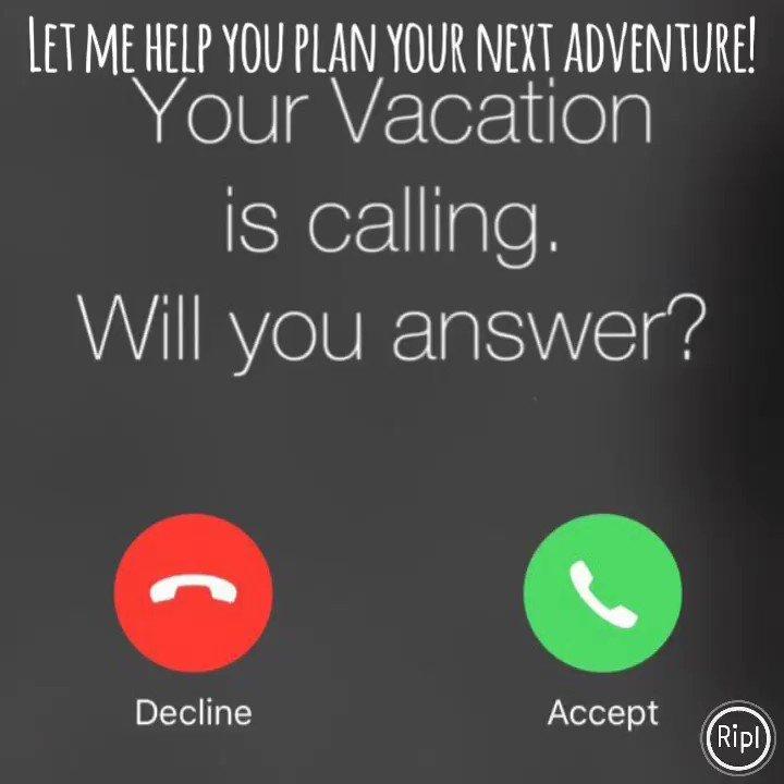 #Vacation is calling! #travel #cruise #resort #disney #bettertogether #relax #getaway #ocean #beach #traveltuesday #tuesday #wanderlust #makingmemories #adventure via ripl.com