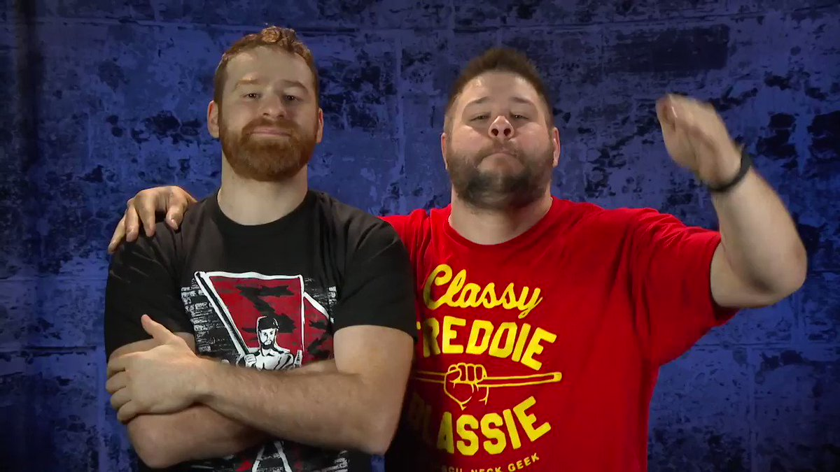 .@WWE Superstars @FightOwensFight & @SamiZayn Fight Forever beginning in WWE #18! bit.ly/WWEFightForever