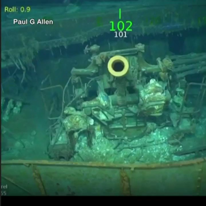 Lexington: Lost WW2 aircraft carrier USS Lexington found after 76