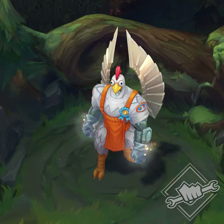 PBE Preview Birdio and Pizza Delivery Sivir 🐦🍕🐦🍕🐦🍕