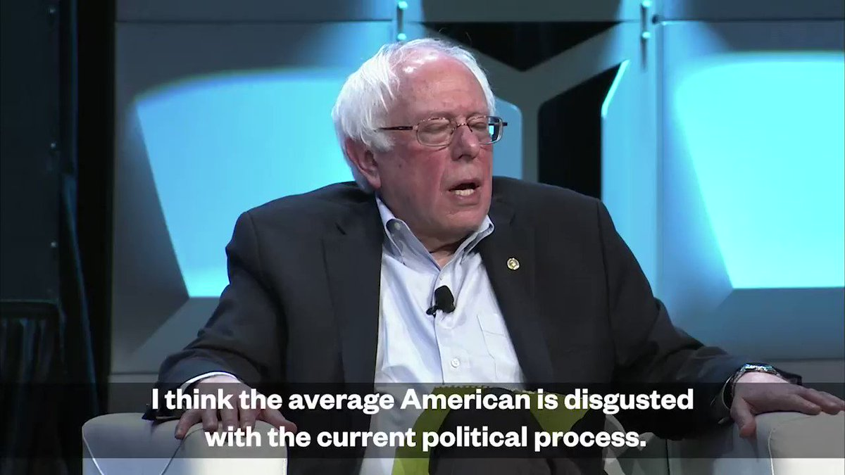 Watch @SenSanders full conversation with...