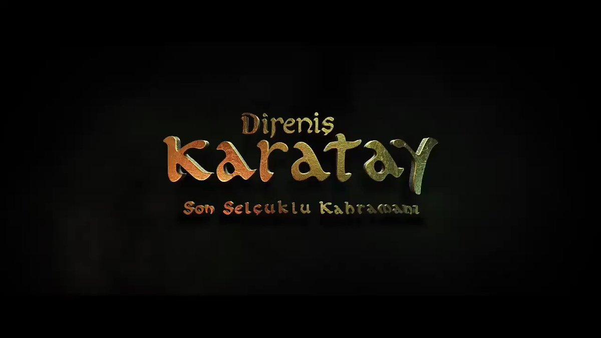 Direniş Karatay Filmi seyircisiyle dün b...
