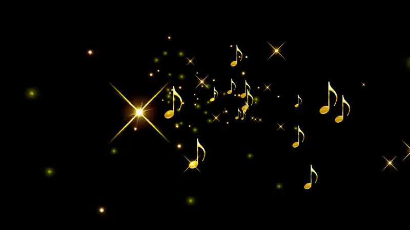 Анимация музыкальной картинки, первым зубом картинка