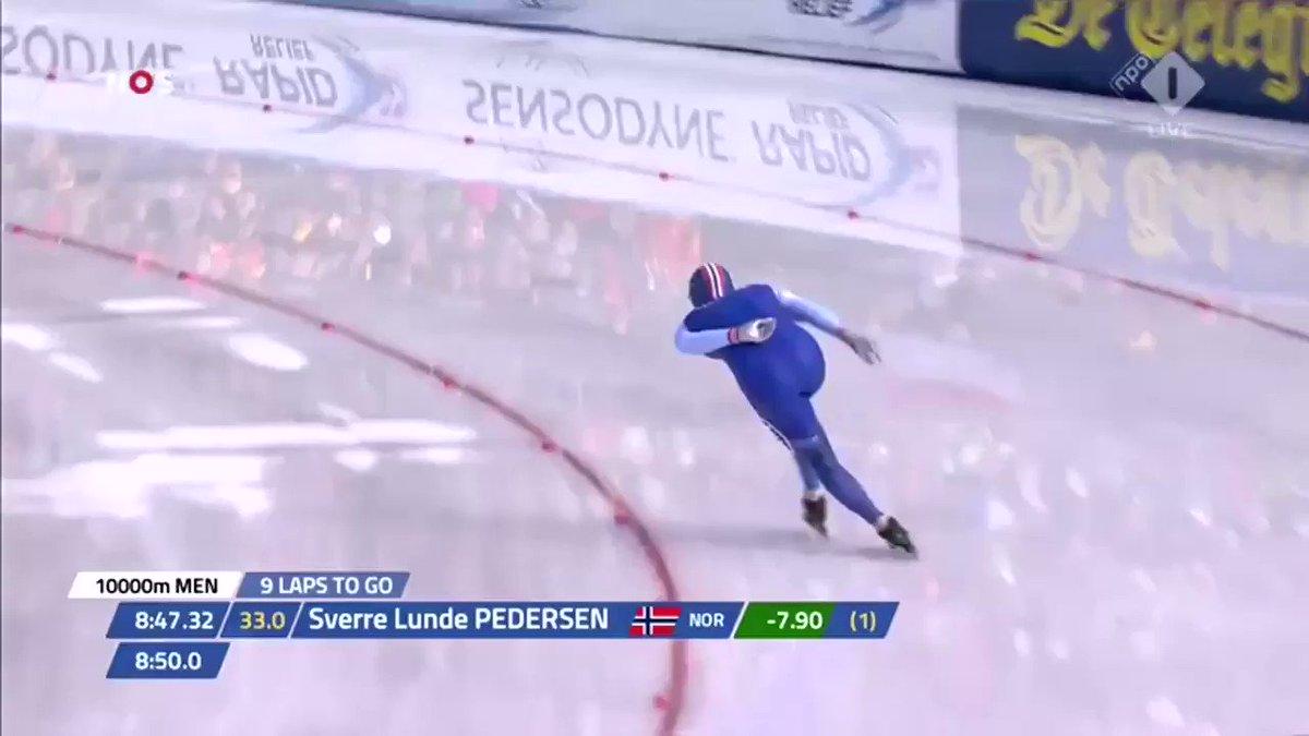 Roest pakt wereldtitel na val Pedersen